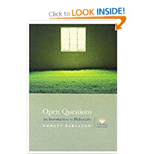 Open Questions - An Introduction to Philosophy 2000 eBook