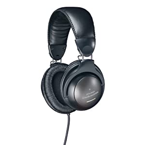 Audio-Technica ATH M20 Stereo Monitor Headphones $32 Delivered from Amazon
