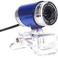 TOOGOO R USB 2.0 12 Megapixel HD Camera Web Cam With MIC Clip-on 360 Degree For Desktop Skype Computer PC Laptop...