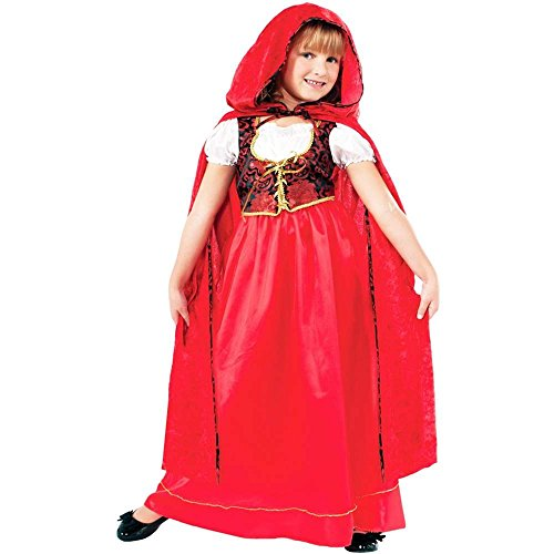 Lil Red Riding Hood Deluxe Kids Costume