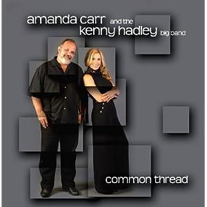 Amanda Carr, Kenny Hadley Big Band