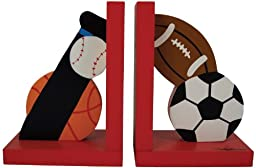 Tatutina Bookends- Sports