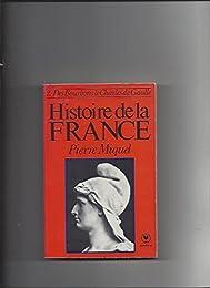 Histoire de la France t02