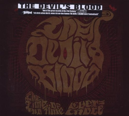 The Time Of No Time Evermore by Devil's Blood (2011-03-11)