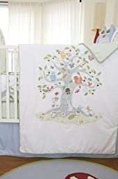 Rosenberry Rooms Wishing Tree Quilted Crib Coverlet