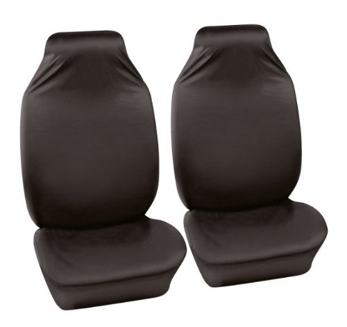 SINGLE FIAT DUCATO BLACK//GREEN RACING VAN SEAT COVERS DOUBLE