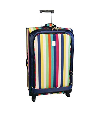 Jenni Chan 360 Quattro 28″ Luggage, Multi Stripes