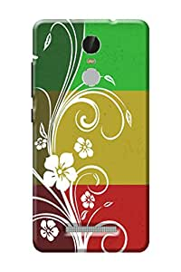 Xiaomi Redmi Note 3 Back Cover (Designer Printed Cover) by KanvasCases