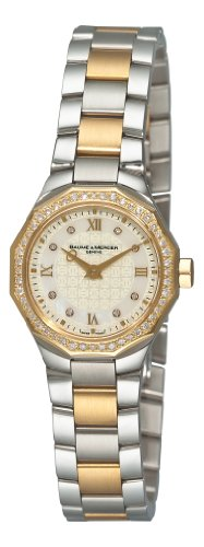 Baume & Mercier Women's 8550 Riviera Mini Diamond Watch