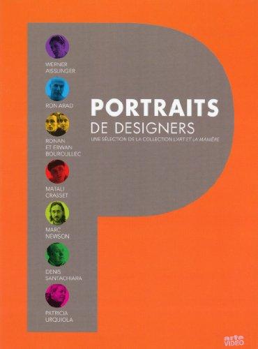 Design - les designers : Werner Aisslinger, Ron Arad, Ronan et Erwan Bouroullec, Matali Crasset, Marc Newson, Denis Santachiara, Patricia Urquiola