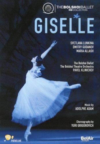 Adam: Giselle (Bolshoi Ballet Company) [DVD]