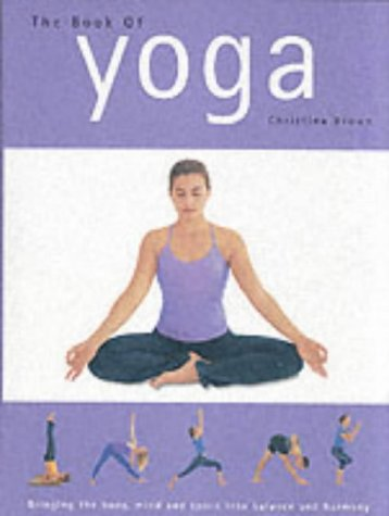 Book of Yoga, Brown,Christina