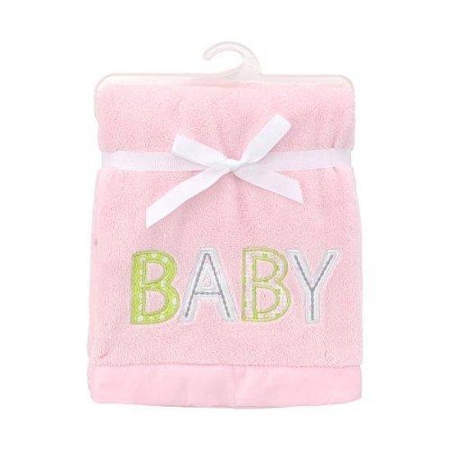 Carter's Baby Blanket - Pink - 1