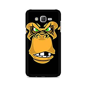 Mobicture Cartoon Premium Printed Case For Samsung J1