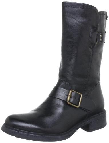 Mjus 605203 Boots Womens Black Schwarz (nero 6002) Size: 6 (39 EU)