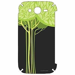 Jack Parrot Mobile Skin Flora 007 for Samsung Grand Neo FLAP
