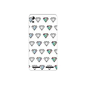 Lenovo A6000 plus nkt07 r (37) Mobile Case by Mott2 - Diamond Variation (Limited Time Offers,Please Check the Details Below)
