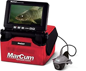 MarCum Underwater Viewing System LCD Color (7-Inch) by MarCum