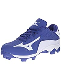 Mizuno 9 Spike ADV YTH FRHSE 8 RY-WH Youth Molded Cleat (Little Kid/Big Kid)