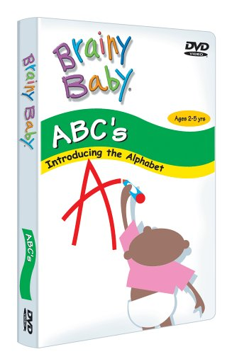 Brainy Baby ABC's - DVD