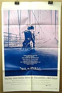 Movie Poster, Me Natalie, Patty Duke F65