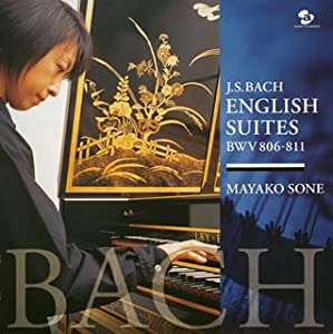 Bach:Complete English Suites