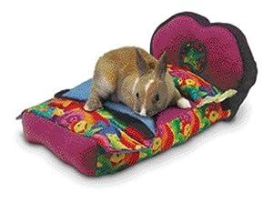 "Amazon.com : Hide N Sleep Bed For Small Animals - 1"" X 1.25"" X 4.25"
