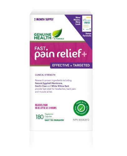 le soulagement rapide de la douleur (anciennement