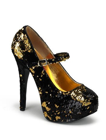mary jane pump with 5 3 4