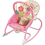 Fisher-Price Infant to Toddler Rocker, Princess Mouse (Discontinued by Manufacturer)