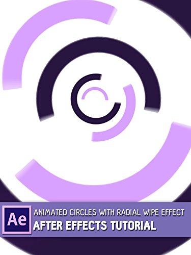Animated Circles with Radial Wipe effect