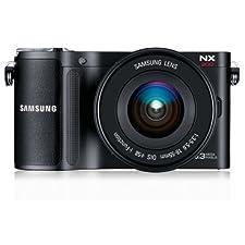 Samsung NX200 Systemkamera, 20 MP