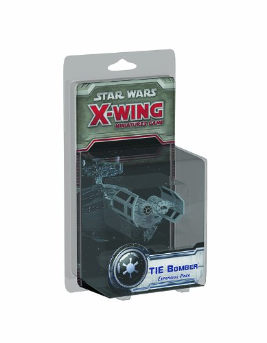 Star Wars X-Wing TIE Bomber Expansion Pack Game
