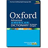 Oxford Advanced American Dictionary for learners of English: A dictionary for English language learners (ELLs) with CD-ROM that develops vocabulary and writing skillsby Oxford