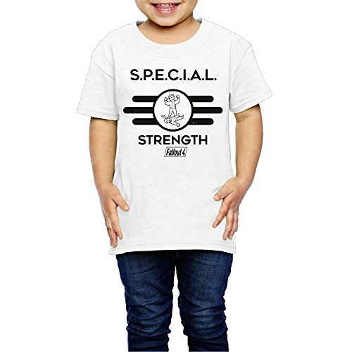 kids-boys-girls-fall-4-special-strength-cute-t-shirts-size-2-toddler-white