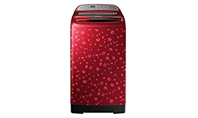 Samsung WA70H4010HP/TL Fully-Automatic Top-Loading Washing Machine (7 Kgs, Scarlet Red)
