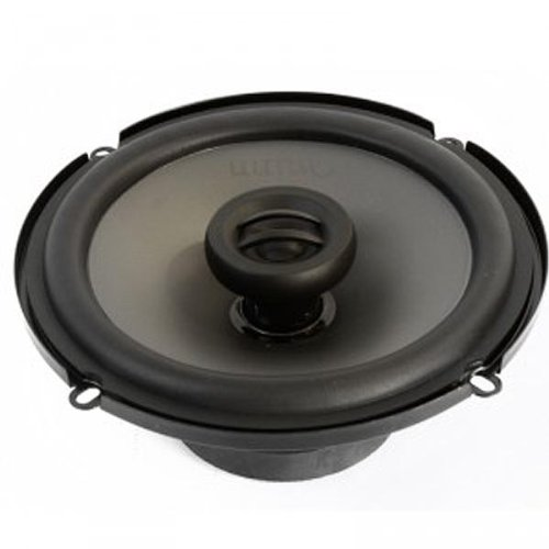Quinn Acoustics Q602 Speaker 2-way - 40 W (RMS) / 120 W (PMPO) - 6.50-Inch