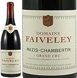 フェヴレ マジ・シャンベルタン グランクリュ 2010年 750ml (赤ワイン フラン ス ブルゴーニュ フルボディ FAIVELEY Mazis-Chambertin)