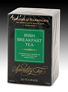 Taylors Of Harrogate Irish Breakfast Tea (1x50 Bag )
