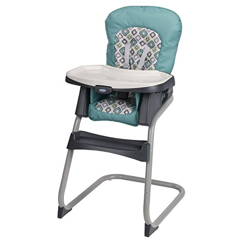 Graco Ready2dine Highchair and Portable Booster, Affinia