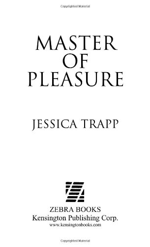 Master Of Pleasure (Zebra Historical Romance)