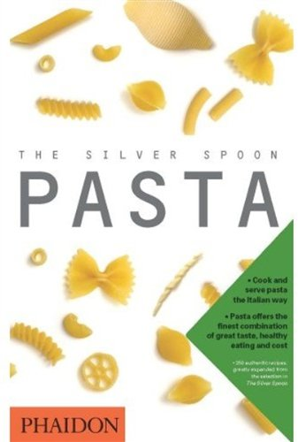 The Silver Spoon Pasta (Silver Spoon Book)