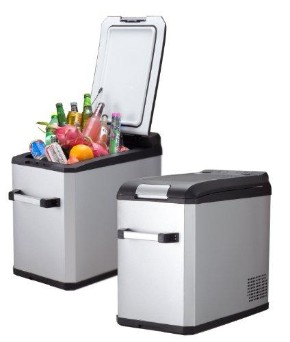 I-70 Portable Freezer Refrigerator 42L(44Qt) For Travel & Outdoor, Af-42D front-203156
