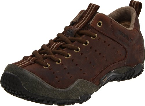 Caterpillar Men's Terrain MR Shoe,Dark Brown,9.5 M US