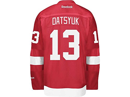 Detroit Red Wings Pavel Datsyuk Jersey