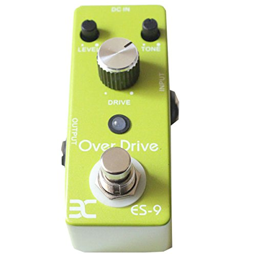Eno Guitar Pedal Es-9 Overdrive Guitar Effect Pedal True Bypass