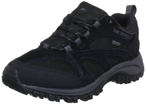 Merrell - Scarpe da escursionismo, Uomo, Multicolore (Black/Carbon J41445), 42