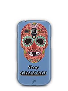 YuBingo Say Cheese Mobile Case Back Cover for Samsung Galaxy S Duos