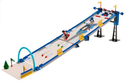 Lego Minifigures Snowboarder Lego Snowboard Boarder Cross