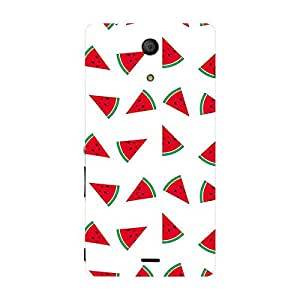 Garmor Designer Plastic Back Cover For Sony Xperia ZR